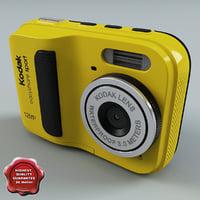Kodak EasyShare Sport C123 Yellow