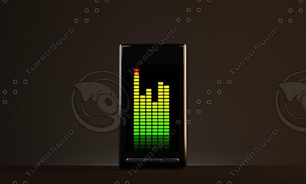 mobile phone max9 3d max