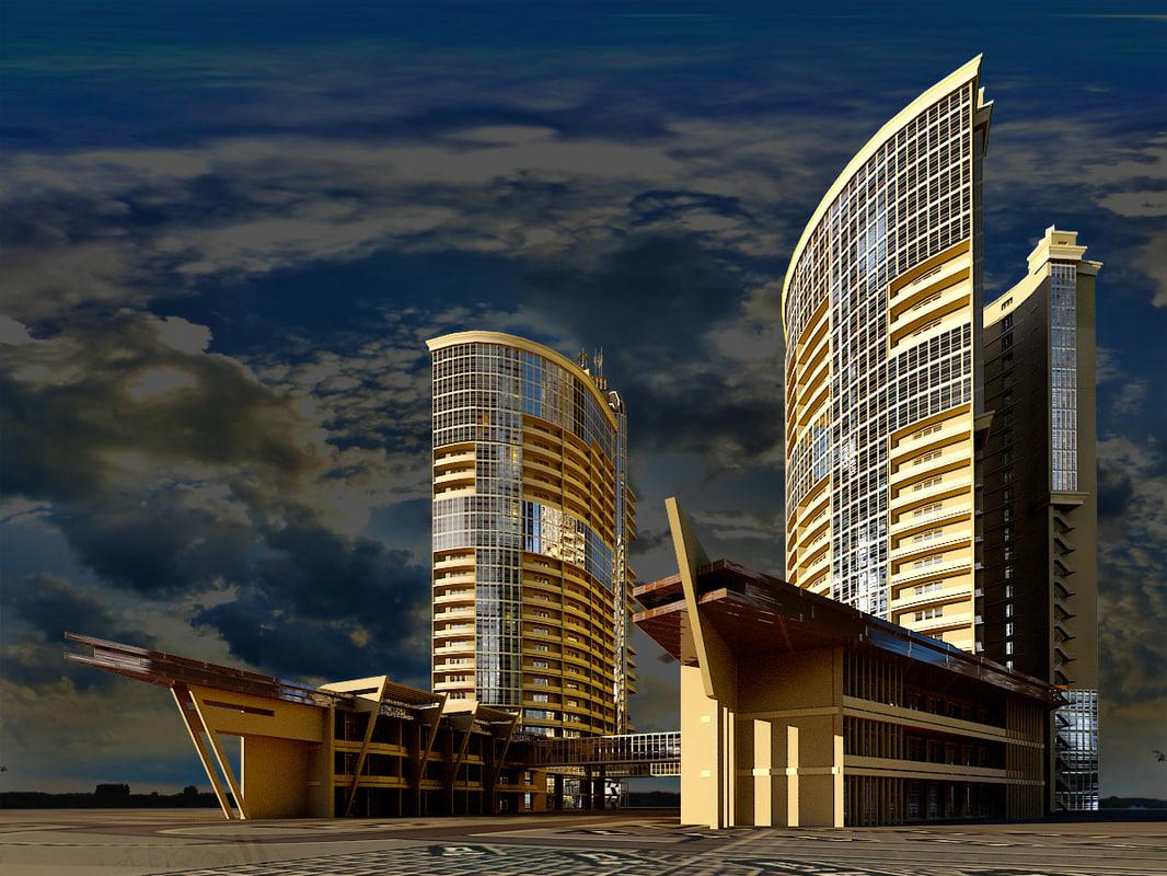 max hotel complex