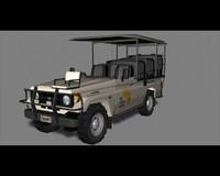 Toyota Land Cruiser 70series African Safari edition