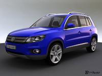 Volkswagen Tiguan 2012 TrackField