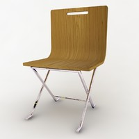 chair 2008 c4d