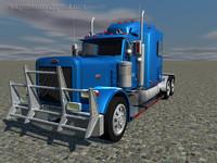 3d caminhão