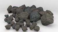 3d rock pack