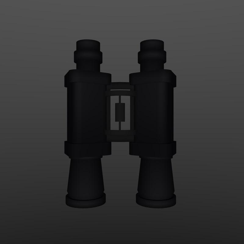 military combat binoculars 3ds