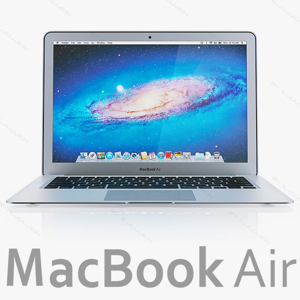 3d new macbook air