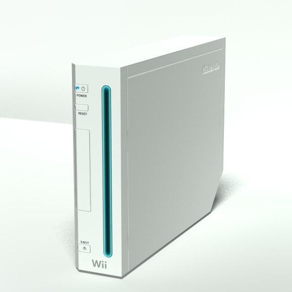 max wii console