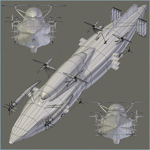 blend airship goliath 007