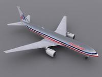 3ds max aircraft aa