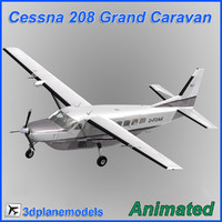 Cessna 208 Grand Caravan Private 1