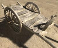 Cart old