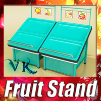 Fruit Stand.