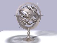 nautical sundial 3d 3ds