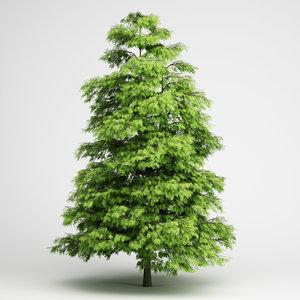 3d tree heaven 02 model