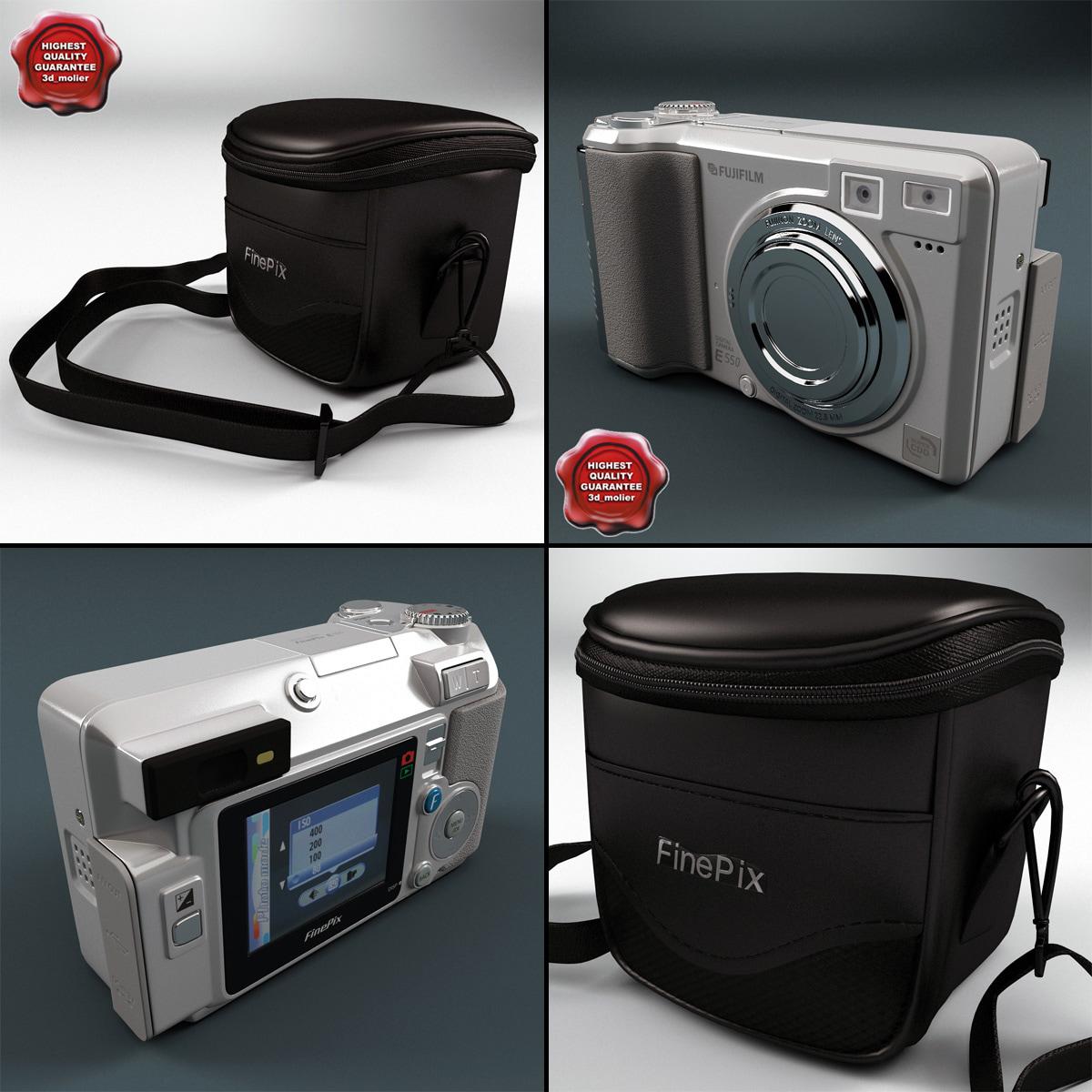 camera bag v3 3d model