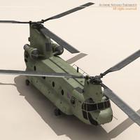 CH-47 RAF