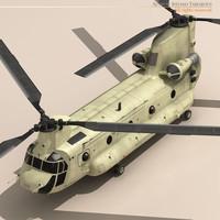 CH-47 US Army desert