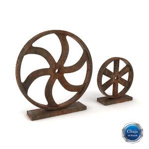 3ds max object decorative