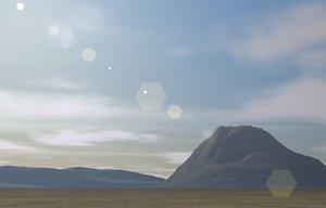 landscape land c4d free