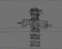 3d pirat mini