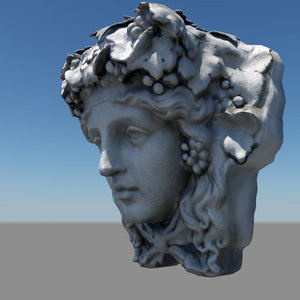 stone face 3d 3ds