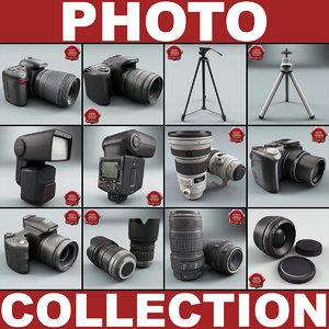 max photo set modelled