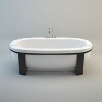 3d jacuzzi anima design non-jetted