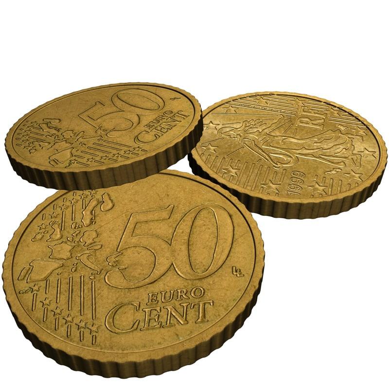 50 france 3d model