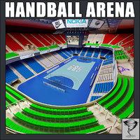 handball arena max