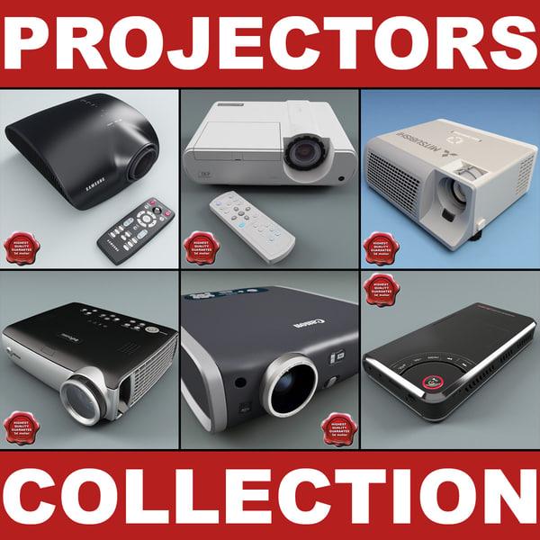 projectors v3 max