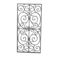 3ds max ornamental window