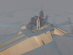 max nasa space shuttle