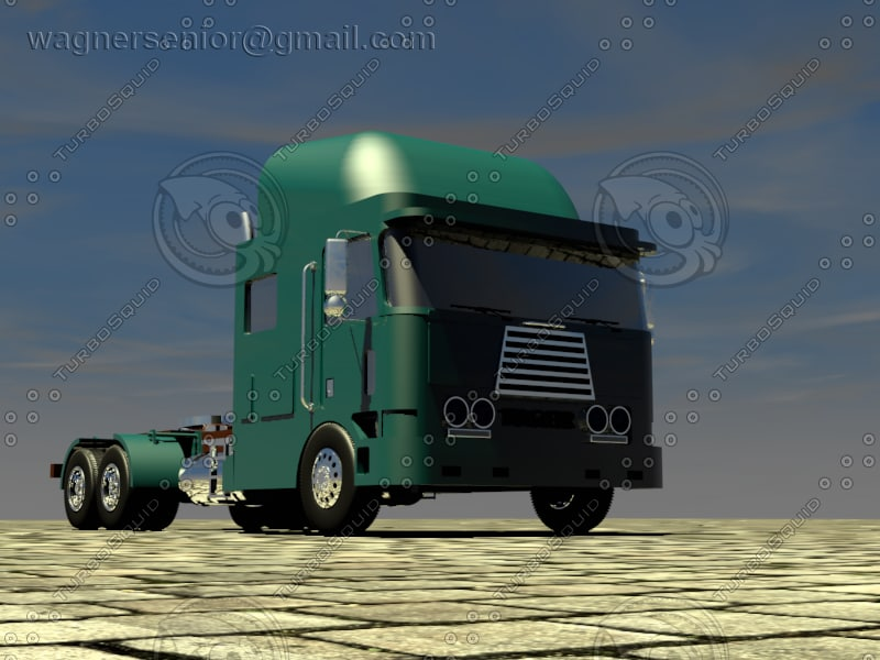 3ds truck