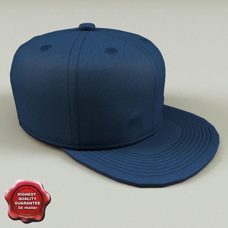 max baseball hat v2