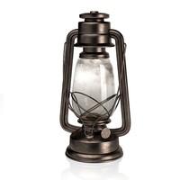 OIL GLASS LAMP RETRO VINTAGE OLD ANTIQUE