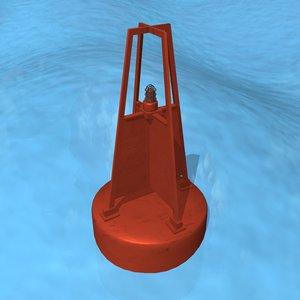 3dsmax buoy sea