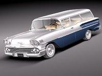 Chevrolet Nomad 1958