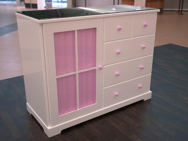 max laquered dresser