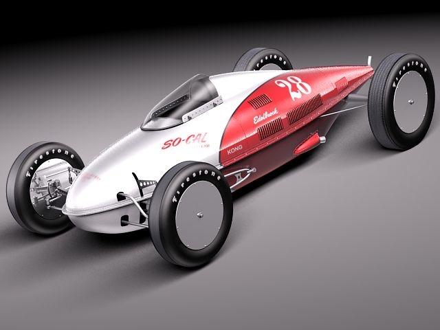 3d cal belly car racing