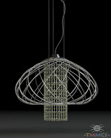 Wire Lamp - Style #B