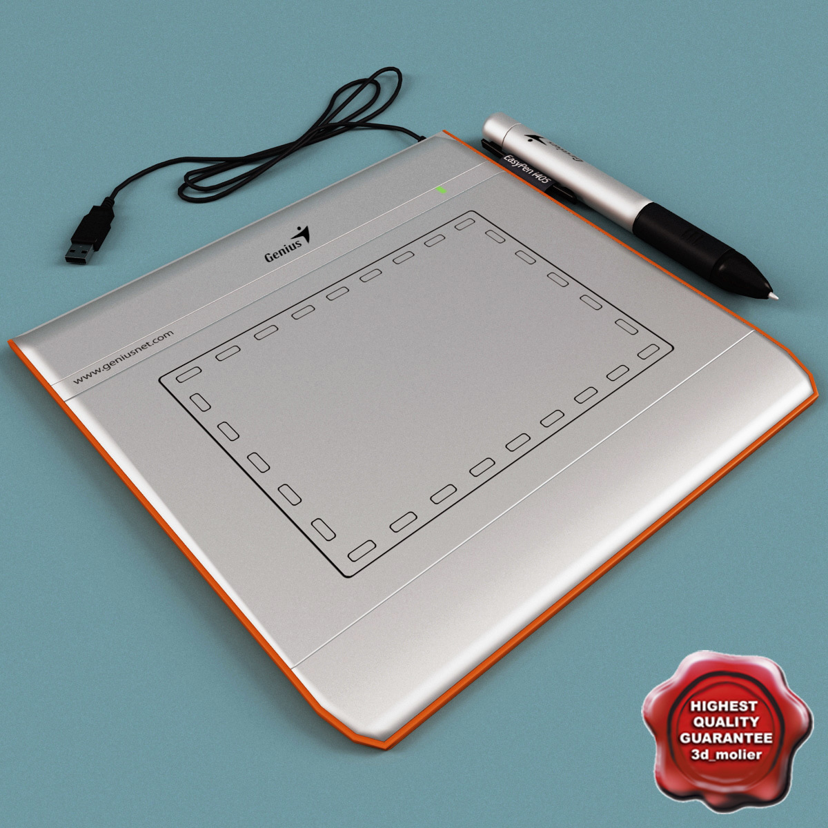 graphic tablet genius easypen 3d 3ds