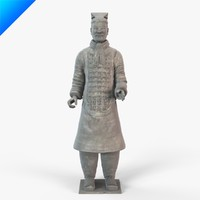 Terracotta Warriors-Middle Ranking Officer