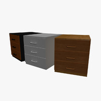 3d drawers pack
