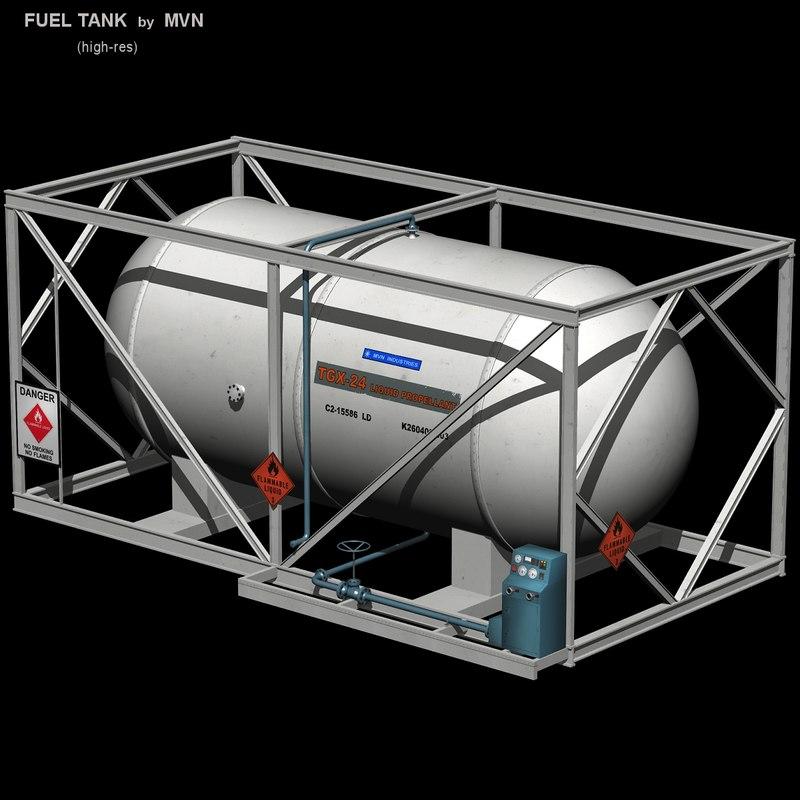 xsi fuel tank