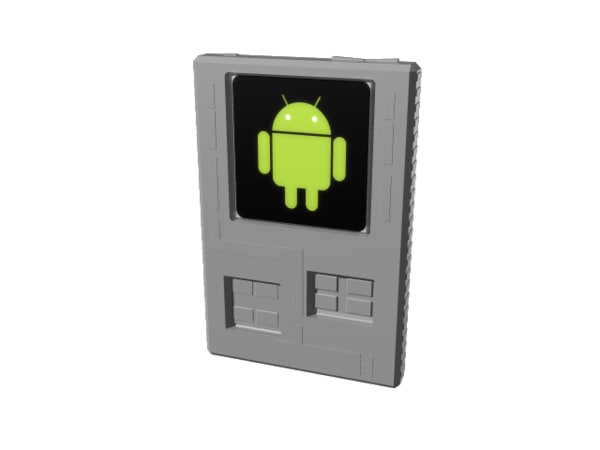 3d android tablet padd