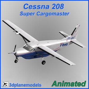 max cessna 208 cargo super