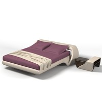Air lounge Meritalia bedroom set