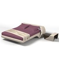 3d model of air lounge meritalia