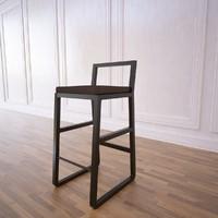 3ds midori bar stool