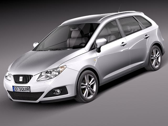 3ds seat ibiza st 2011. Black Bedroom Furniture Sets. Home Design Ideas